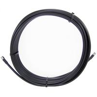 Cisco 22.5m LL LMR 240 coax kabel - Zwart (Open Box)