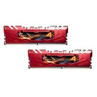 G.Skill RAM-geheugen: 8GB DDR4-2400 - Rood