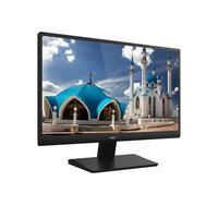 "HKC monitor: 2476AH LED TN 23.6"" Widescreen Monitor, 1920x1080, 2mS, VGA, HDMI, 62.5 x 40.4 x 14.8 cm - Zwart"
