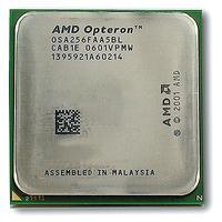Hewlett Packard Enterprise processor: AMD Opteron 2378 2.4GHz 75 Watts Quad Core 6MB BL495c G5 Processor Option Kit