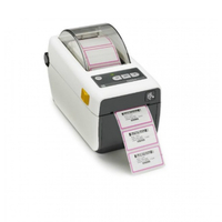 Zebra labelprinter: ZD410 - Wit