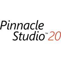 Corel videosoftware: Pinnacle Studio 20 Standard ESD