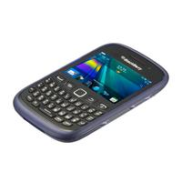 BlackBerry mobile phone case: Soft Shell, Curve 9220/9310/9320  - Violet