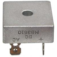 DC Components Bridge rectifier square faston component