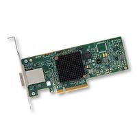 Broadcom interfaceadapter: SAS 9300-8e - Groen