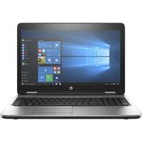 HP laptop: ProBook 650 G3 + UltraSlim Docking Station + UC Wireless Duo Headset - Zilver