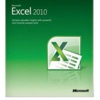 Microsoft software licentie: Excel 2010 Gold, SA, OLP-NL, GOV