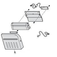 Intermec printing equipment spare part: KIT CUTTER PD41 .