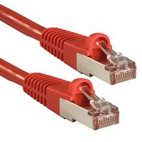 Lindy netwerkkabel: Cat.6 S/FTP 1m