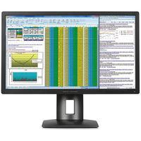 HP monitor: Z27q IPS 5K-scherm - 27'' - Zwart