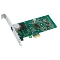 DELL Intel PRO 1000PT GbE Single Port Server Adapter Cu PCIe x1 - Kit netwerkkaart - Groen