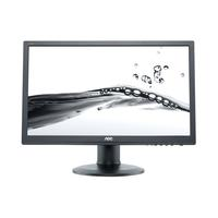 "AOC monitor: 24"" Professional LED monitor - E2460PHU - Zwart"