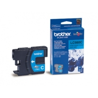 Brother inktcartridge: LC-980C - Cyaan