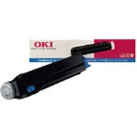 Black Toner Cartridge for Okipage 8c/8cPlus