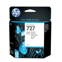 HP 727 - Inktcartridge / Foto Zwart