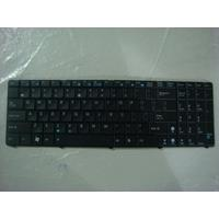 ASUS Keyboard F52 USA-English Notebook reserve-onderdeel - Zwart