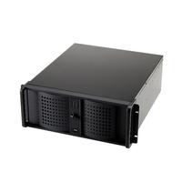 RealPower behuizing: RPS19-4480 - Zwart