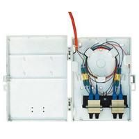 Molex WFR-00028-02, 184 x 127 x 38 mm, Up to 24 Ports, ID card Alarmsysteem behuizing - Wit