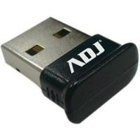 Adj interfaceadapter: 100-00006 Bluetooth dongle, adaptor USB - - Zwart