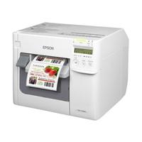 GRATIS inktset en onderhoudstank bij Epson ColorWorks C3500 labelprinter