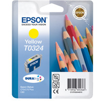 Epson inktcartridge: inktpatroon Yellow T0324 DURABrite Ink - Geel