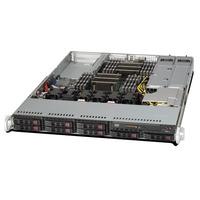Supermicro server barebone: SuperServer 1027R-WRF - Zwart