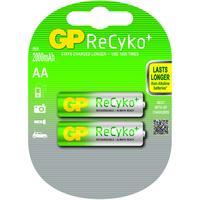 GP Batteries batterij: ReCyko+ AA - Multi kleuren