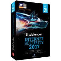 Bitdefender algemene utilitie: Internet Security 2017 (2 Jaar / 5 Users)