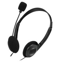 Adesso Xtream H4 Headset - Zwart