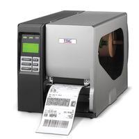 TSC labelprinter: TTP-246M Pro - Zwart, Zilver