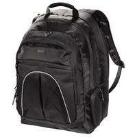 "Hama Notebook Rucksack ""Vienna M"" 16""-17"", black Laptoptas"