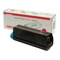 Oki Toner - magenta  voor de C5100/C5200/C5300/C5400 (5k)
