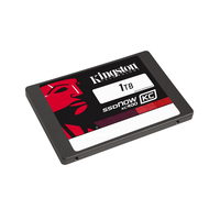Kingston Technology SSD: SSDNow KC400 1TB - Grijs