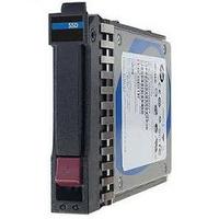 """Hewlett Packard Enterprise 800GB, 6.35 cm (2.5"""") , 12G SAS, SFF, MU SSD - Aluminium, Zwart"""