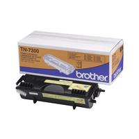 Brother toner: TN7300 - Zwart