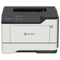 Lexmark laserprinter: B2338dw - Zwart