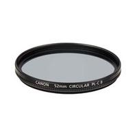 Canon camera filter: Filter 52 PL-C B - Zwart