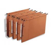 L-Oblique hangmap: Hangmap AZV 330/275 50mm oranje/ds 25