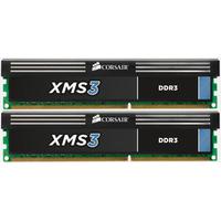 Corsair RAM-geheugen: 16GB (2x 8GB) DDR3 XMS