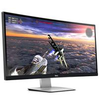 DELL monitor: UltraSharp U3415W 34'' curved monitor - Zwart