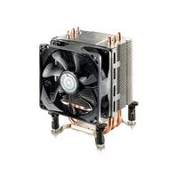 Cooler Master Hardware koeling: Hyper TX3 EVO - Zwart, Zilver