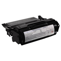 DELL toner: Use/Return High Capacity Toner Cartridge - Zwart