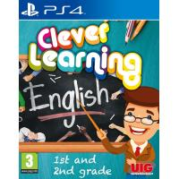 UIG Entertainment game: Clever Learning - English 1 + 2  PS4