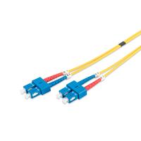 Digitus fiber optic kabel: SC/SC, 10 m