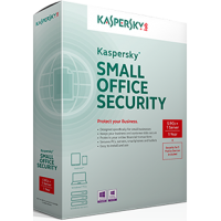 Kaspersky Lab software licentie: Small Office Security 4 - 10-14 gebruikers - 1 jaar basis licentie