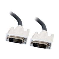 DELL DVI kabel : 2m DVI-D - Zwart