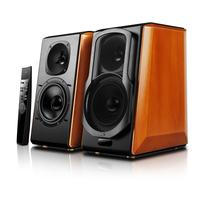 Edifier Speaker: S2000 Pro - Zwart, Hout