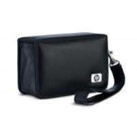 HP cameratas: Housse en cuir Premium pour appareil photo Photosmart - Zwart