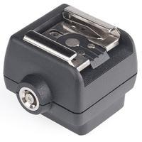 Kaiser camera flits accessoire: Flash Adapter - Zwart