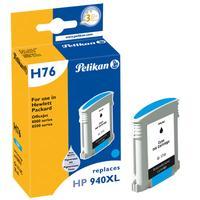 Pelikan inktcartridge: H76 - Cyaan